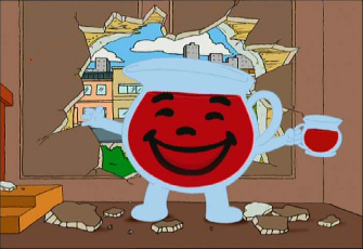 Kool Aid Man 401K Retirement