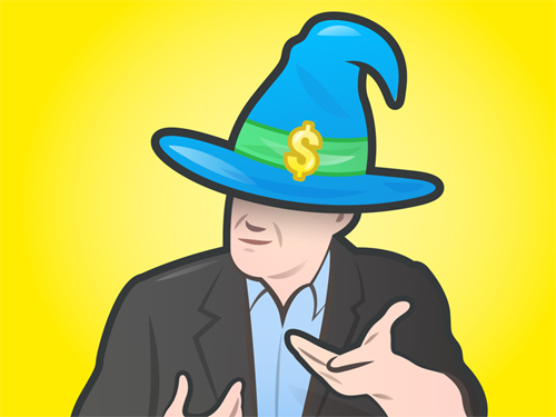 Money Wizard Business Insider
