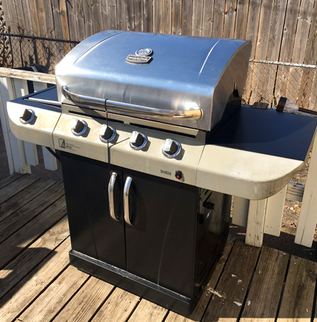 cheap grills