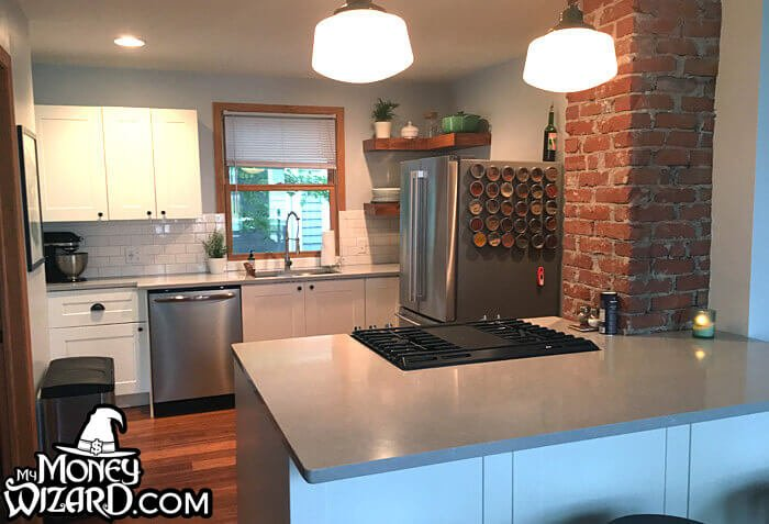8 Frugal Tricks I Used to Buy a $30,000 Kitchen Remodel for ...