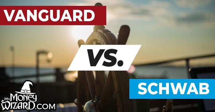 Vanguard vs. Charles Schwab