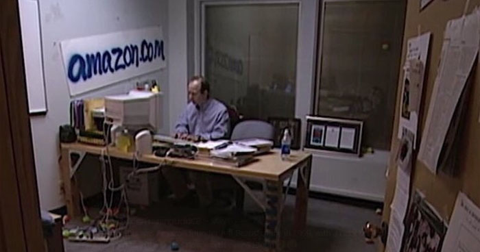 amazon headquarters 1999