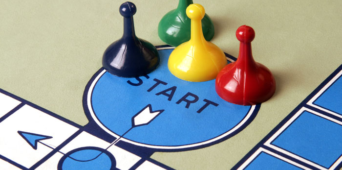 start - how to beat the money game