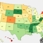 states cost of living
