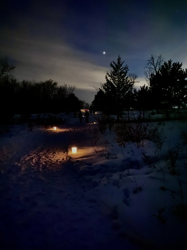 Minnesota State Park Night WAlk