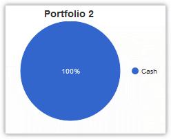 portfolio 2 - 100^ cash
