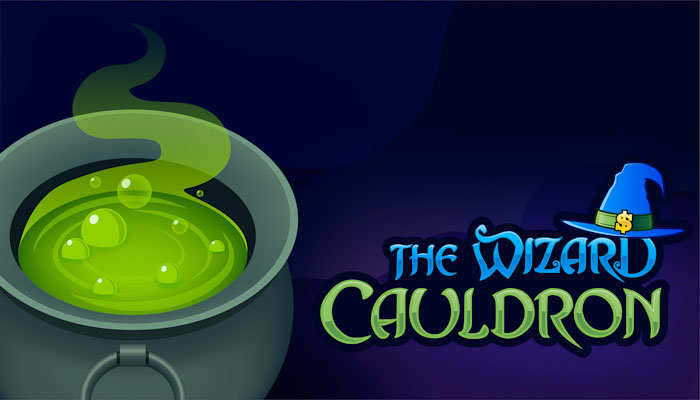 the wizard caldron