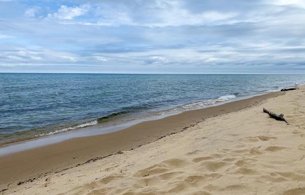 michigan 12 mile beach