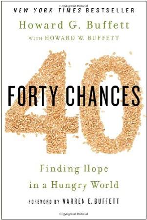 40 chances by howard g buffet and howard w buffett