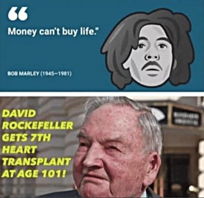 can money buy health