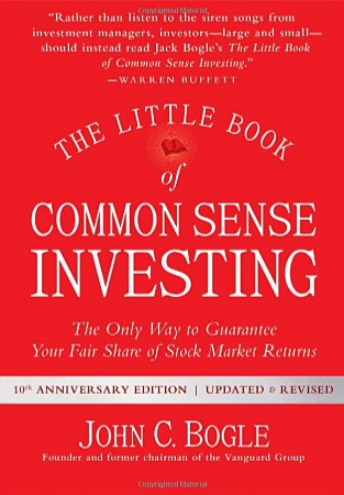 the little book of common sense investing by john c bogle