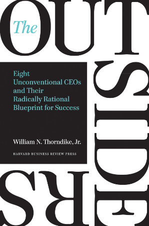 the outsides by william thorndike jr