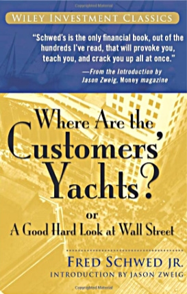 where are the customers yachts by fred schwed jr