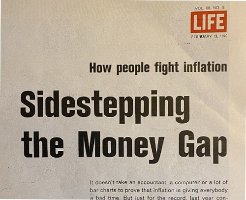 how people fight inflation 1970