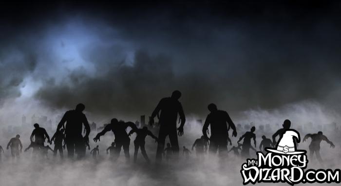 money zombies